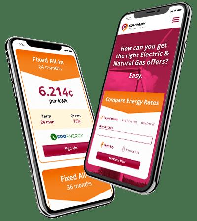 Broker Ecommerce Website